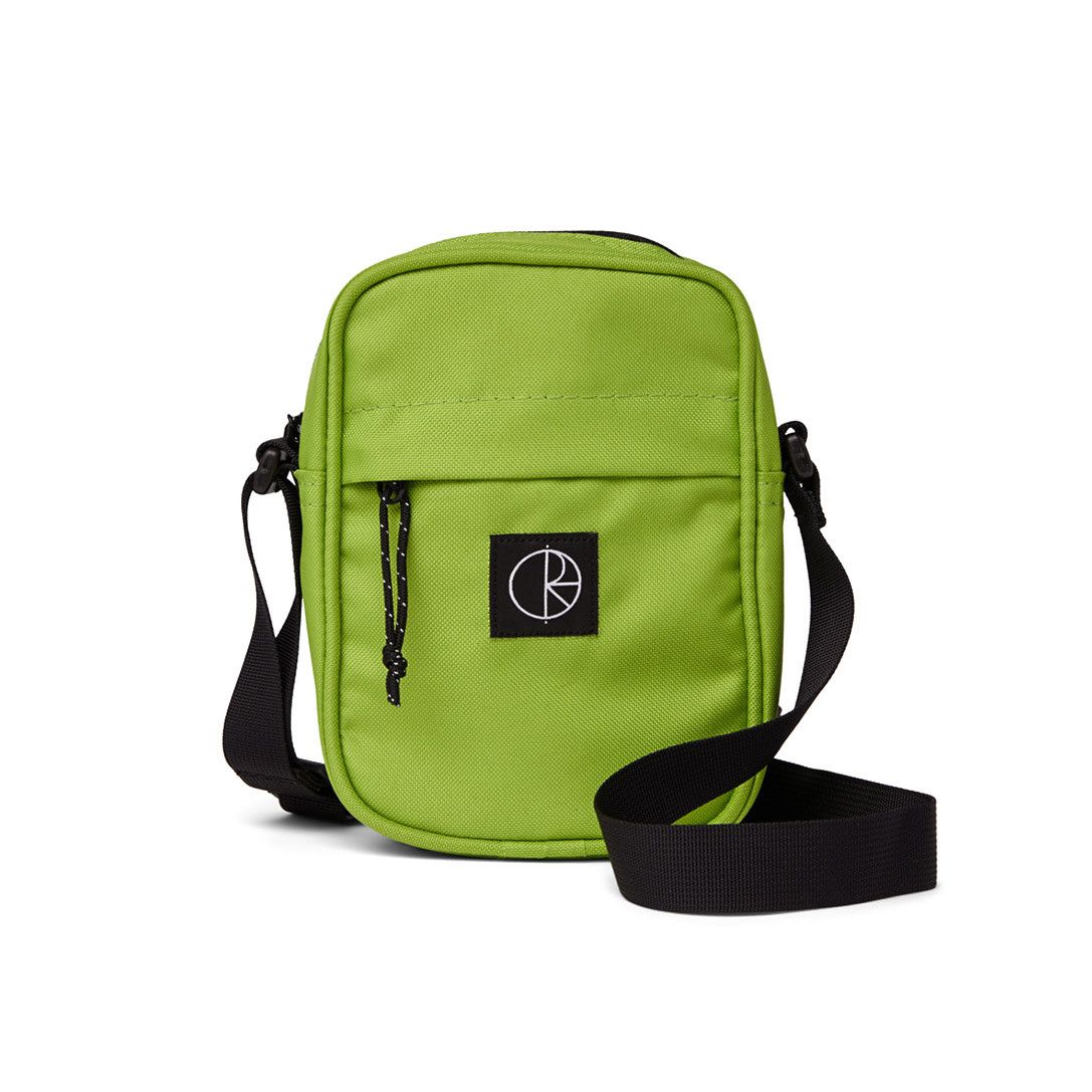 Polar Cordura Mini Dealer Bag Lime