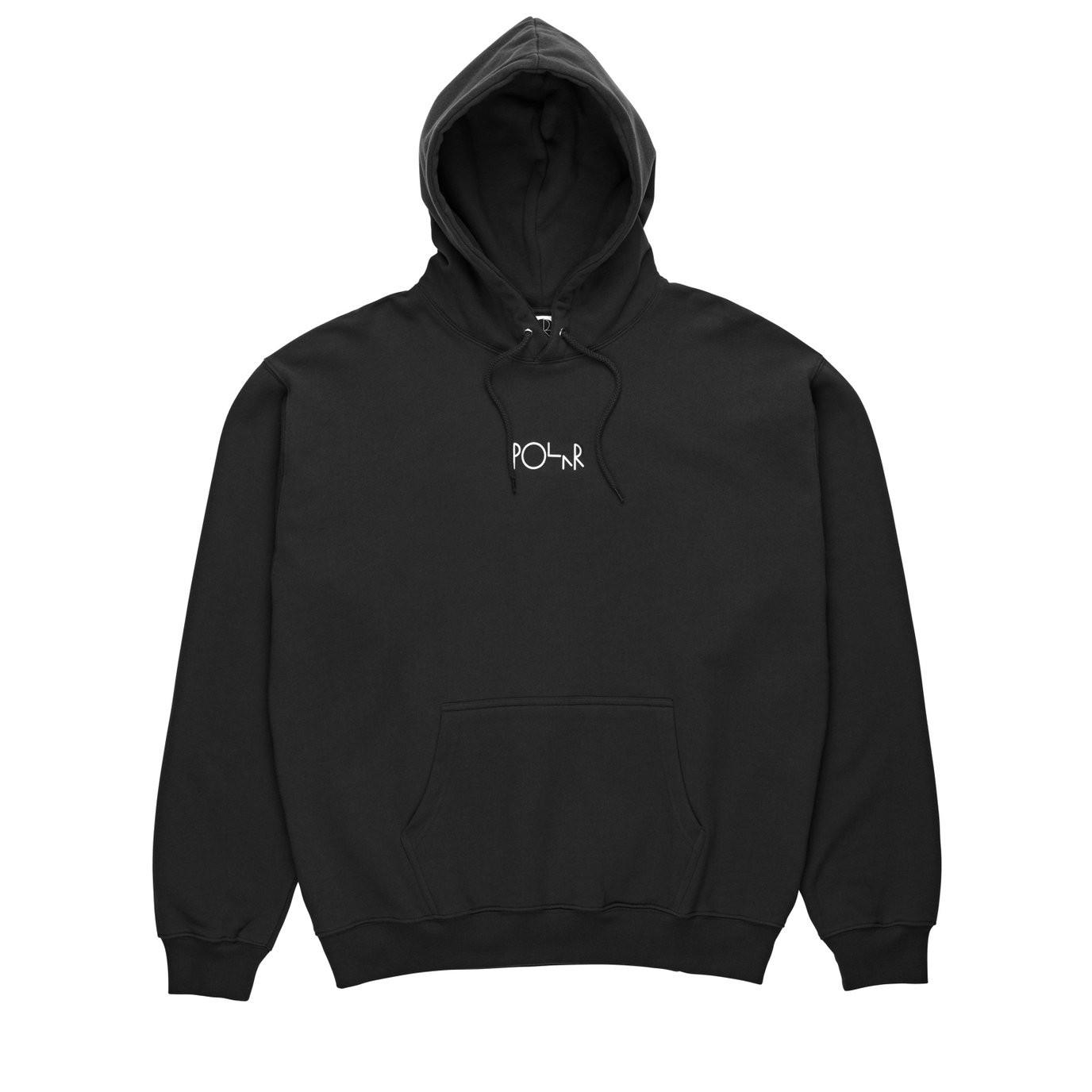 Bluza Polar Default Hood Black