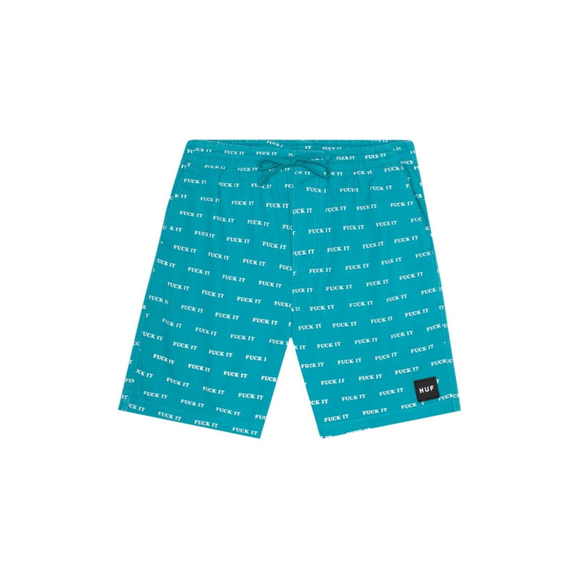 HUF Fuck It Shorts Biscay Bay