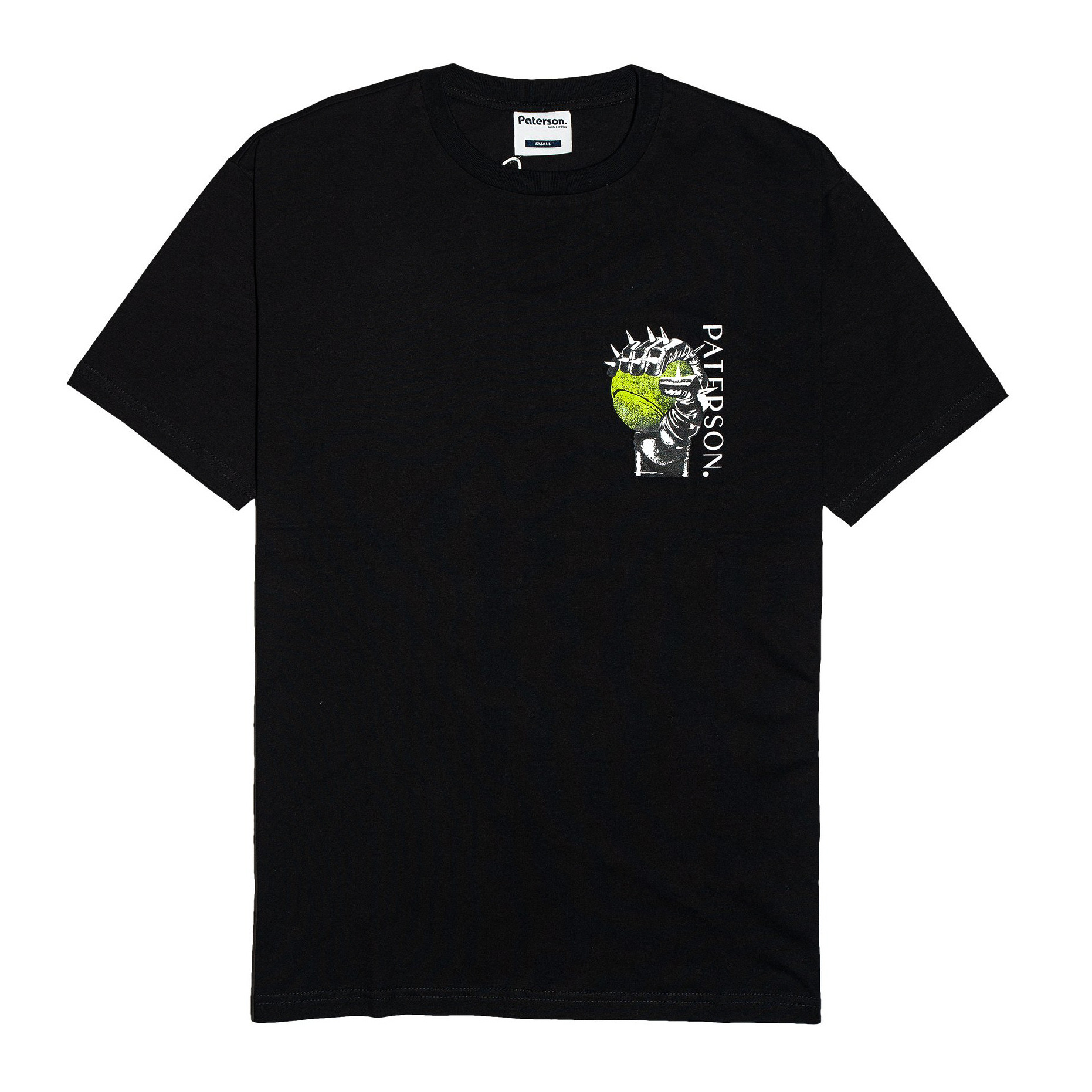 Paterson DEATHGRIP SS TEE Black
