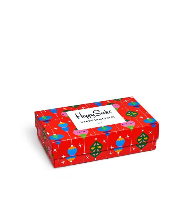 Skarpetki Happy Socks Retro Holiday Gift Box 3-Pack
