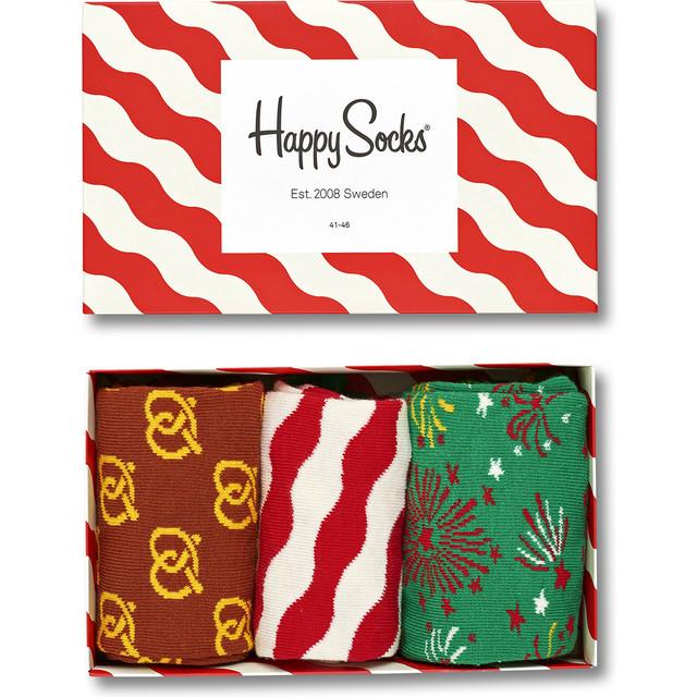 Skarpetki Happy Socks Xmas Gift Box 3-Pack