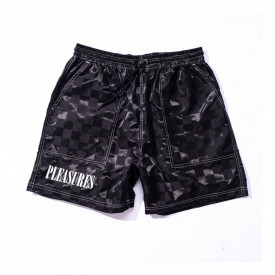 Szorty Pleasures BPM Shorts Black