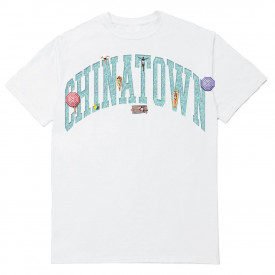 Chinatown Market Beach Arc T-Shirt White