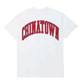 Chinatown Market Arc T-Shirt White