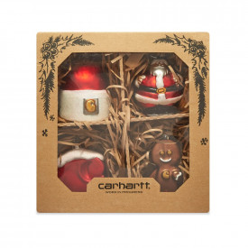 Carhartt WIP Christmas Ornaments 4 Pack