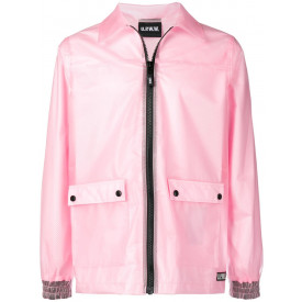 Kurtka U.P.W.W. Transparent Coach Jacket Pink