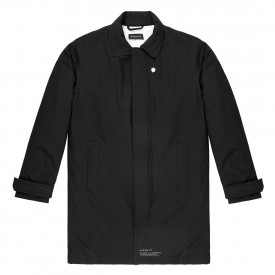 Starium.cx Waterproof Coat Black