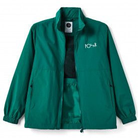 Polar Coach Jacket Green