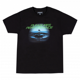 Pleasures Performance T-Shirt Black