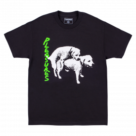 Pleasures Hump T-Shirt Black