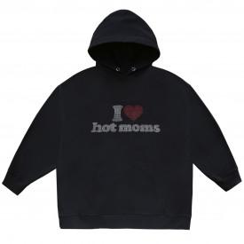 Bluza 2005 Hot Moms Hoodie Black