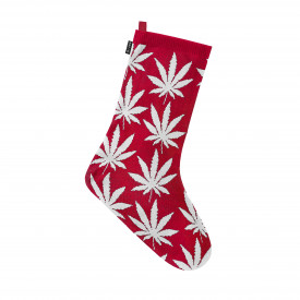 Skarpetki HUF Plantlife Stocking Red