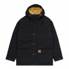 Kurtka Zimowa Carhartt WIP Mentley Jacket Black