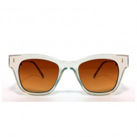 Okulary Spitfire New Wave Clear / Bright Brown
