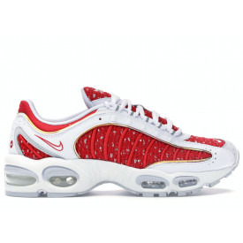 Nike x Supreme Air Max Tailwind 4 White