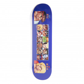 HUF x Street Fighter Players Select Deck 8.25
