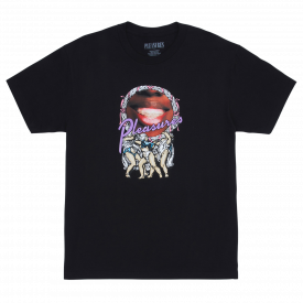 Pleasures Goddess T-Shirt Black