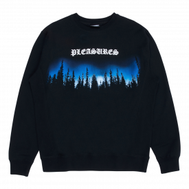 Bluza Pleasures Forest Premium Crewneck