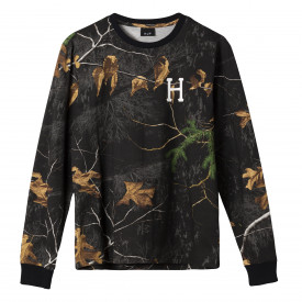 HUF Realtree® Long Sleeve T-Shirt Black