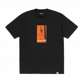 Carhartt WIP S/S Interception T-Shirt Black
