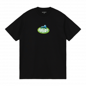 Carhartt WIP S/S Screw T-Shirt Black