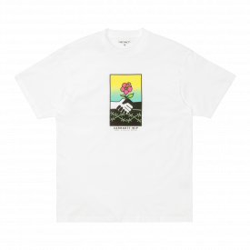 Carhartt WIP S/S Together T-Shirt White