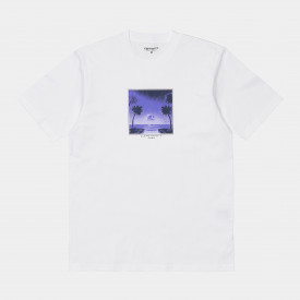 Carhartt WIP S/S Tropical T-Shirt White