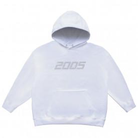 Bluza 2005 Signature Hoodie White