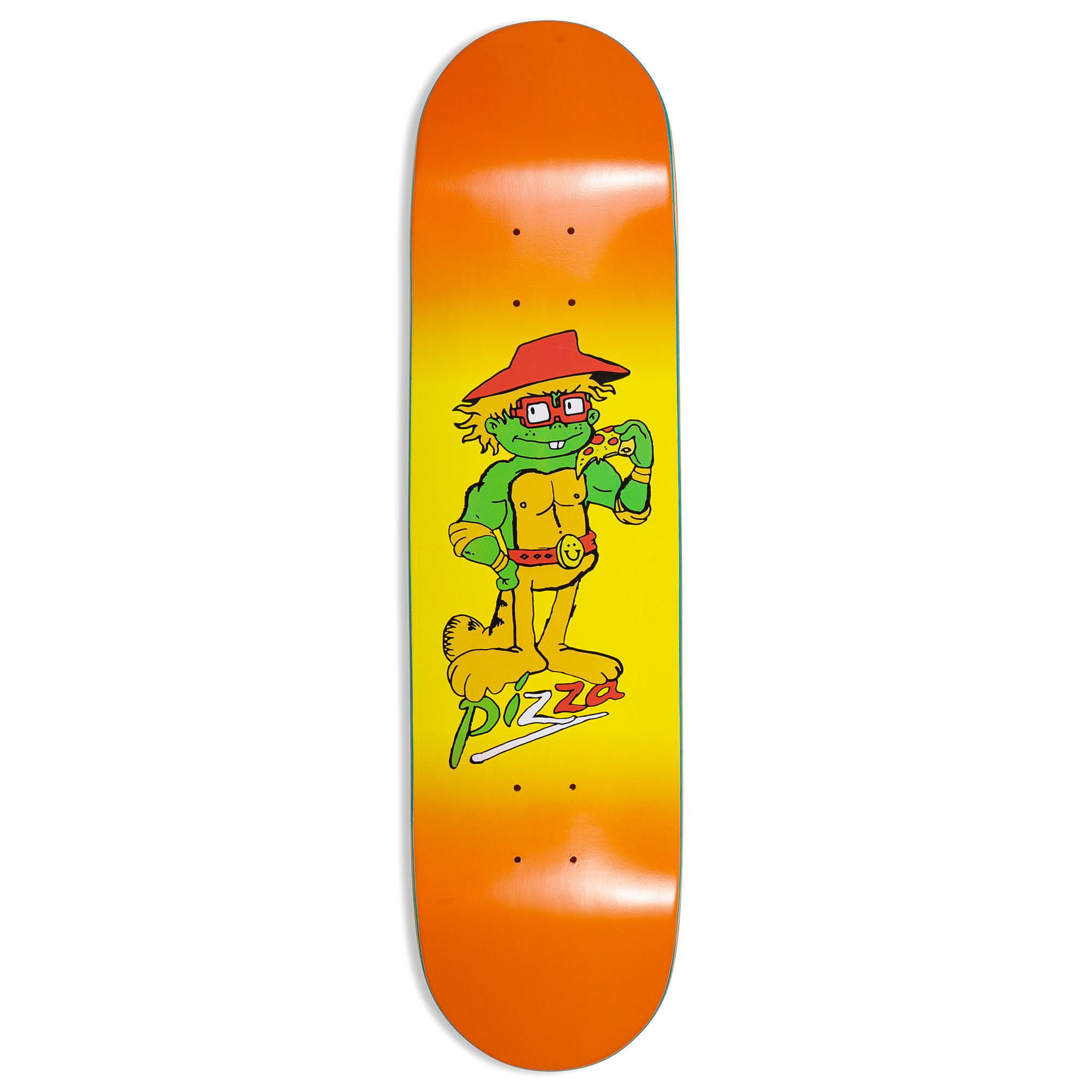 Pizza Skateboards Mutant Deck 8.375""