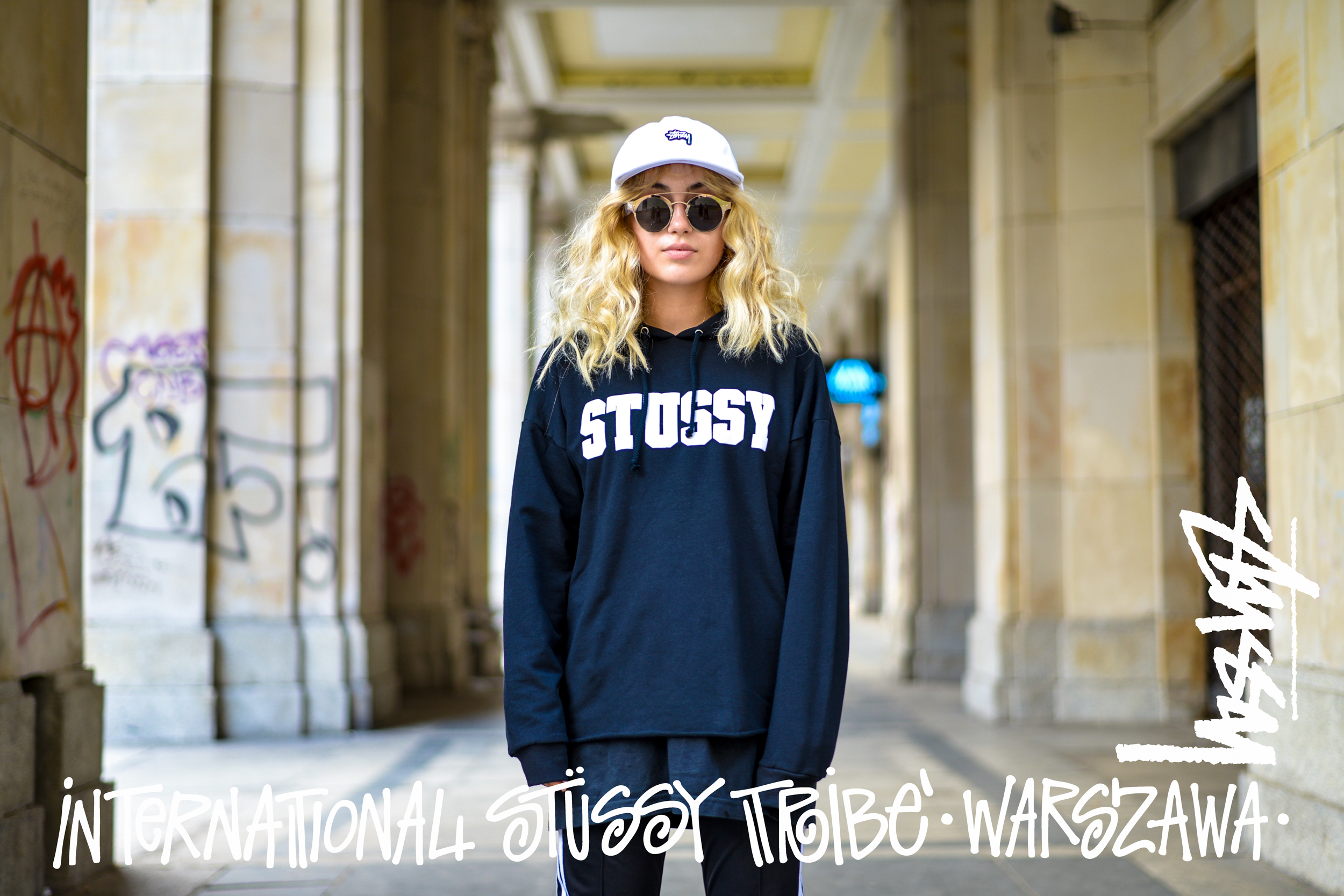 KXM x Stüssy International Tribe: Warszawa.